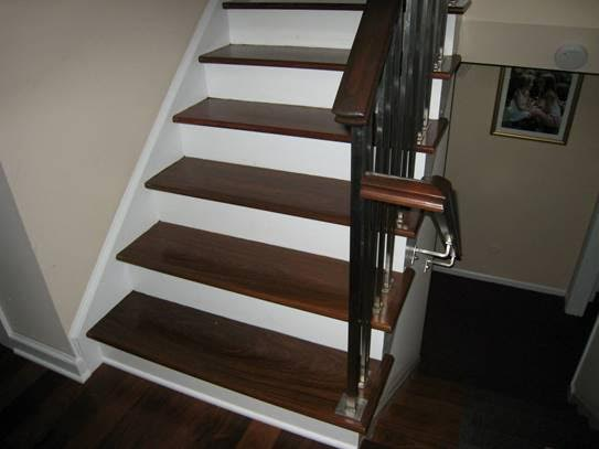 Ordering Stairs Isnu0027t Always An Easy Process, But We Can Help Guide You  Through It. Call Us At 888 452 8622 Or Email Info@brazilianhardwood.com