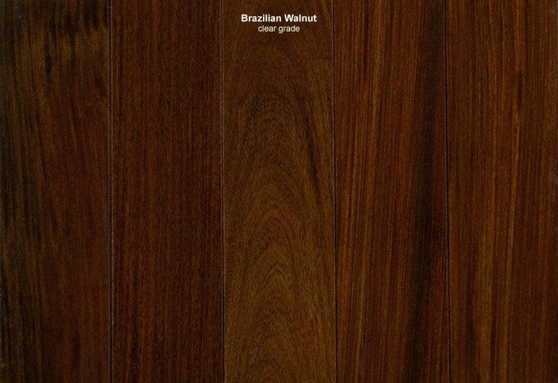 Brazilian Walnut Flooring