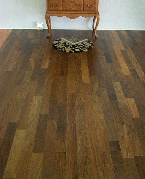 Engineered flooring engineered flooring brazilian walnut for Unfinished brazilian walnut flooring