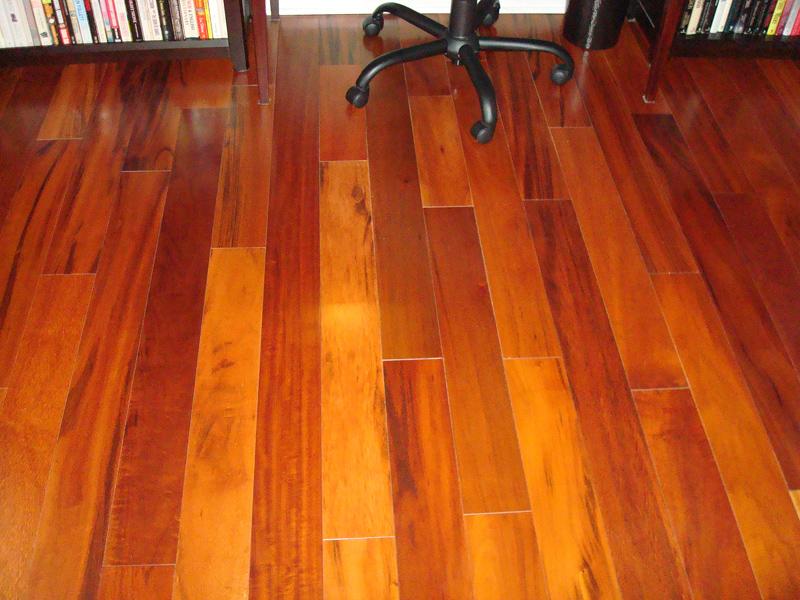 Brazilian Koa Hardwood Flooring overview Overview