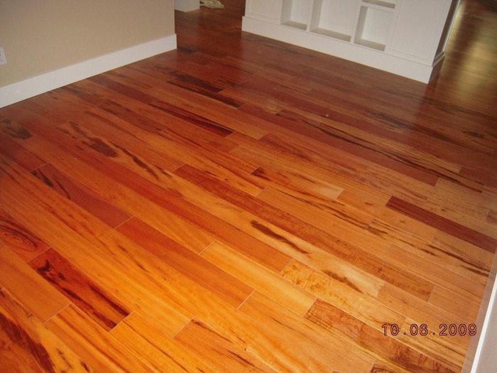 Brazilian koa flooring hardness floor matttroy for Builders pride flooring installation
