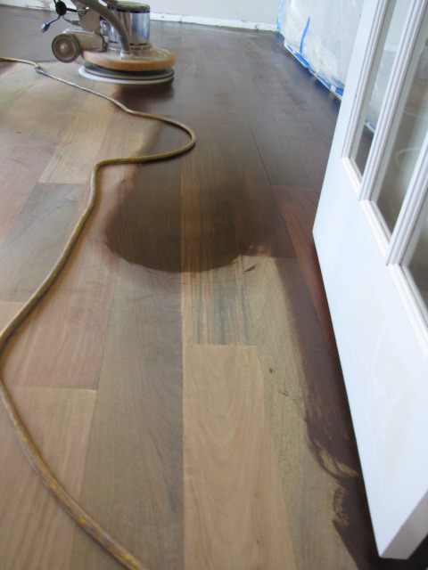 Photo gallery brazilian walnut ipe brazilian direct for Unfinished brazilian walnut flooring