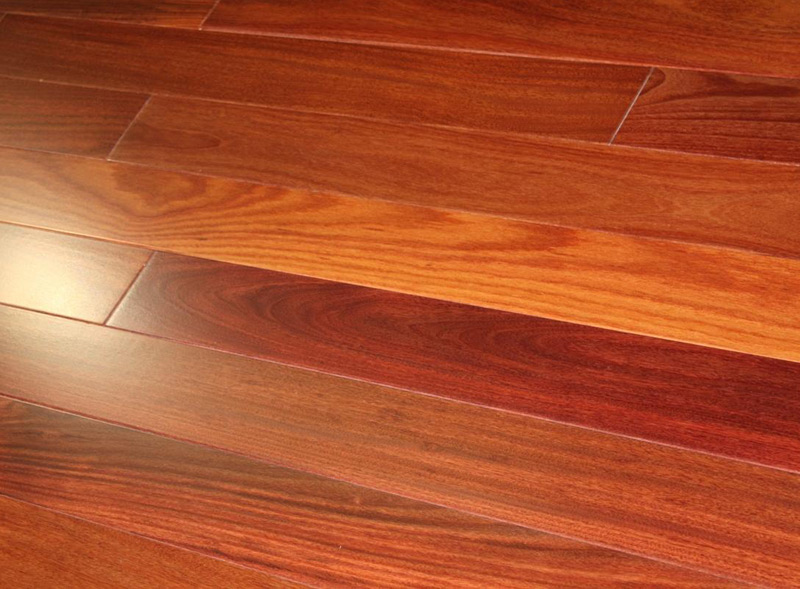 Photo gallery santos mahogany cabriuva brazilian for Brazilian cherry flooring