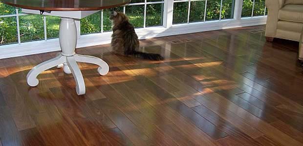Wood Floor Exotic Hardwood Flooring - Brazilian teak hardwood flooring